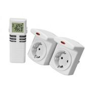 Set inalámbrico control del gasto eléctrico