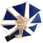 Muíño de Vento Grego Solar