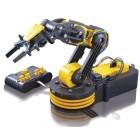 Brazo robótico con mando
