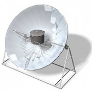 Cociña Solar Parabólica alSol 1.4