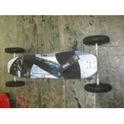 Mountainboard rkb r1